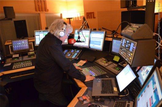 Georges Lang / RTL. Foto: facebook.com/GeorgesLangLesNocturnes