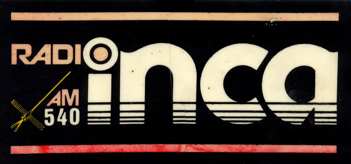 Sticker von Radio Inca