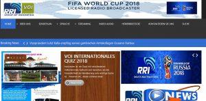 Deutsche Website der Stimme Indonesiens